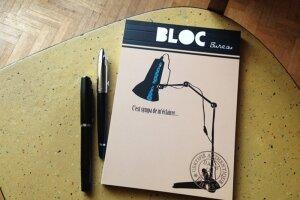 Bloc Bureau A5