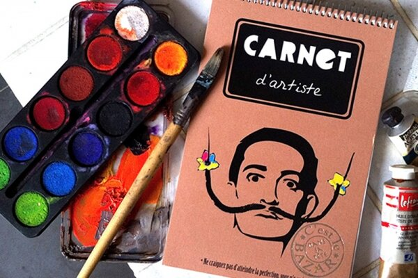Carnet d'Artiste