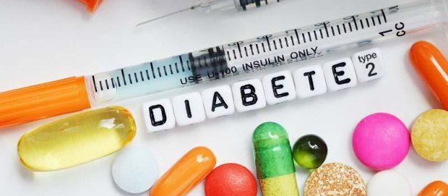 syringe-and-medical-drugs-for-diabetes-metabolic-disease-treatment